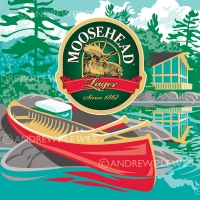 Moosehead Beer Summer Can