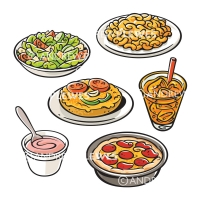 Pizza Hut Kids Menu