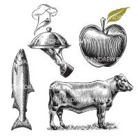 Rastelli Supermarket Icons